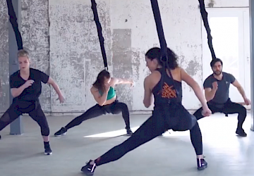 Bungee Super Fly: Een full body workout