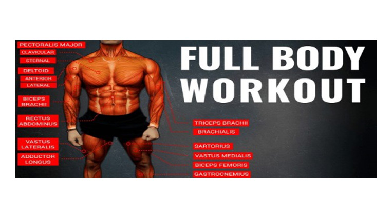 Full body work-out